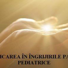 Comunicarea în îngrijirile paliative pediatrice