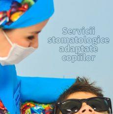 Servicii stomatologice adaptate copiilor