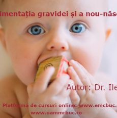 Alimentația gravidei și a nou-născutului